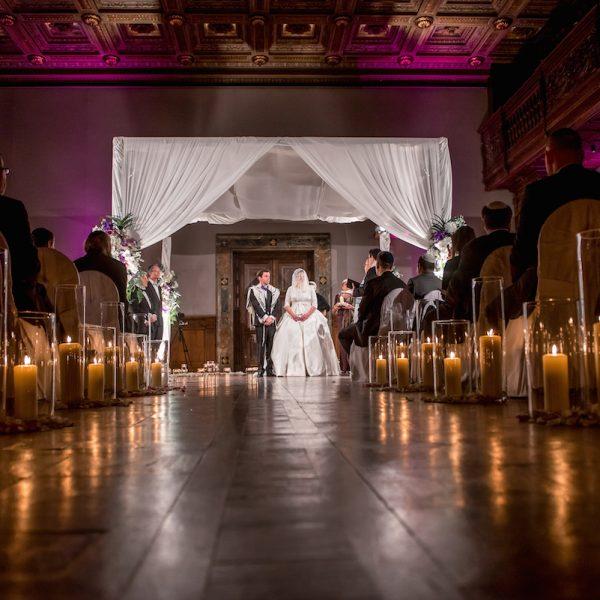 Hochzeit im Lenbachpalast mit Froonck the Weddingplaner