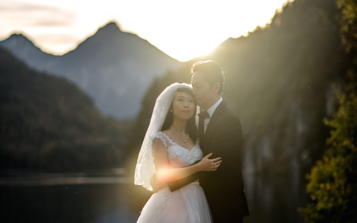Fairy tale in Bavaria